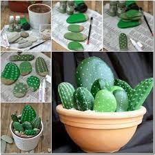 garden art ideas cactus rocks on cactus wall art nz with 9 wonderfully unique garden art ideas canvas factory