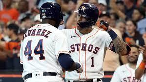 Astros vs. White Sox score: Houston ...