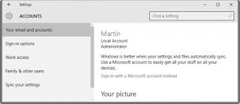 How To Make Another Account On Windows 10 Report Microsoft Makes It Difficult To Create Local