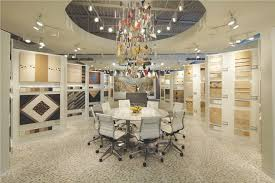 the daltile tile chandelier is a trademark feature of many daltile showrooms nationwide