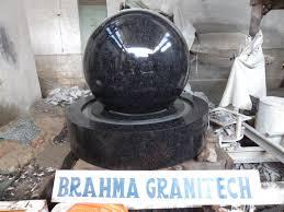 picture granite balls ball water fountain79