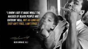 Quotes About Black People Interesting The Greatest Of All Time 48 Quotes From Muhammad Ali