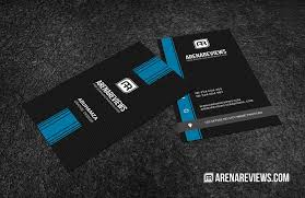 Minimalist Vertical Business Card Free Download Arenareviews