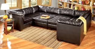 Sectionals And Sofas Furniture Oversized Leather Sectionals Wide Sofas Sectionals