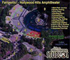Coachman Park Clearwater Seating Chart Fantasmic Seating Chart Disney World Map Disney World