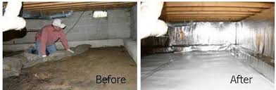 crawl space vapor barrier material. Contemporary Space Crawl Space Waterproofing And Repair Inside Vapor Barrier Material C