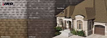 Black architectural shingles Landmark Iko Cambridge Ir With Armourzone Via Roofmart Olivers Custom Roofing Pros Cons Of Iko Shingles Costs Unbiased Iko Roofing Reviews