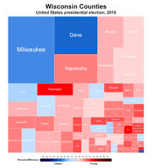 2016 United States Presidential Election In Wisconsin