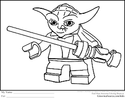 Small Picture Free Lego Star Wars Coloring Pages Starwars And Page zimeonme