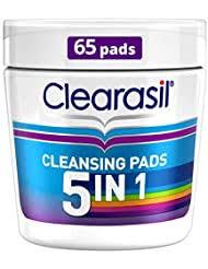 <b>Cleansing Pads</b> & <b>Wipes</b>