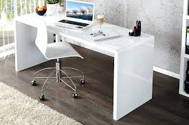 high computer desk high gloss computer desk white creative of high office desk white gloss office