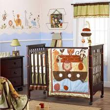 noahs ark nursery baby crib bedding
