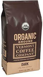 Based on 12 reviews tell us what you think. Amazon Com Vermont Coffee Company Dark Roast Ground Arabica Coffee Organic Non Gmo 12oz Bag Grocery Gourmet Food