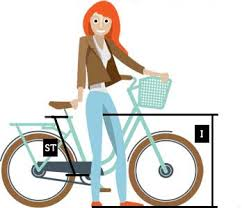 Cruiser Bike Size Chart Bike Size Chart Get The Right Size With 3 Easy Methods
