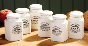 kitchen storage jar sets set 6 white vintage home enamel e jars kitchen storage jar kitchen kitchen storage jar sets