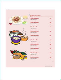Best Take Out Menu Template Microsoft Word For 31 Free Restaurant