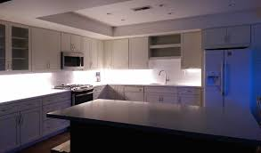 cabinet lighting modern kitchen. Residential Led Strip Lighting Projects From Flexfire Leds Brightest Underwater Boat Lights Under Cabinet Modern Kitchen