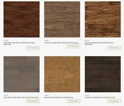 Torlys Cork Flooring Styles