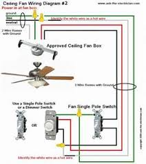 solved fasco model d wiring diagram fixya there are three wires to the fasco ceiling fan model 952 what is the brown wire how do i use it when i do not need a switch