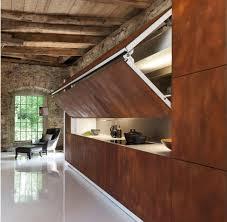 Kitchen Architecture Design Cool Hidden Kitchen By Warendorf Idesignarch Interior Design