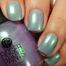 Finger Paint Nail Polish Colors