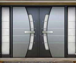 proficient features of aluminum entrance doors
