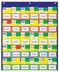 Carson Dellosa Classroom Management Pocket Chart Carson