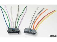 wiring harnesses at crutchfield metra 70 1817 receiver wiring harness