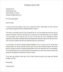 appeal letter for termination of employment termination of employment letter flexible photo employee for theft