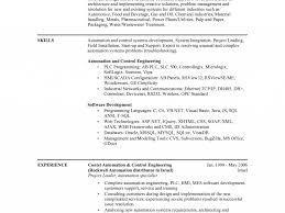 Creative Advanced Process Control Engineer Sample Resume