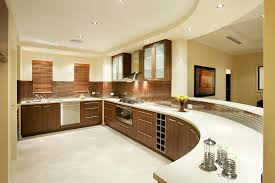Round Shape Modern Kitchen Design Ipc201 Modern Kitchen Design