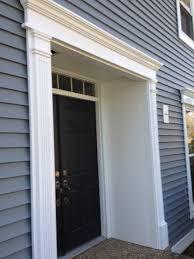 Garage Door garage door exterior trim photographs : Vinyl Garage Door Molding An Excellent Home Design