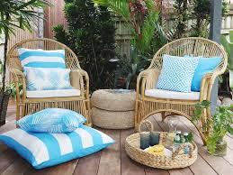 byron striped waterproof blue
