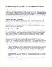 Sample Job Application Resume Example Of Resume For Job Application] 100 images format of 57