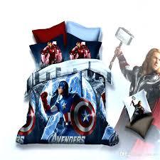 avengers queen size bedding marvel