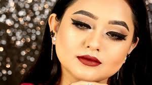 clic glam makeup tutorial eid makeup look 2018