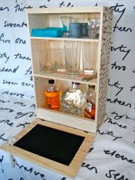 Mini Bars For Living Room A Great Wall Mounted Liquor Cabinet Or Countertop Mini Bar Made