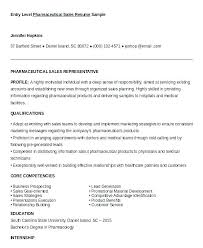 Pharmaceutical Sales Cover Letter Entry Level Pharmaceutical Sales