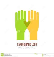 Caring Hand Logo Stock Vector Illustration Of Child 51478689