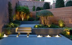 Small garden lighting ideas Outdoor Patio Small Garden Lighting Design Woohome 47 Lighting Designs Ideas Design Trends Premium Psd Vector