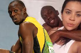 Usain Bolt caught in bed with young Brazilian after birthday.