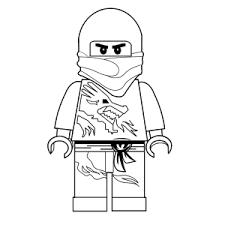 Stoere Lego Ninjago Kleurplaten Leuk Voor Kids