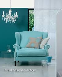 Teal Color Schemes For Living Rooms Amusing Living Room Accent Chairs Blue Brilliant Blue Living Room