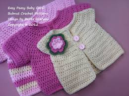 Easy Baby Crochet Patterns
