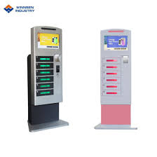 Phone Charging Vending Machine Beauteous China Mobile Phone Charging StationMobile Phone Charging Vending