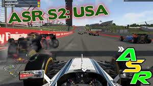 F1 Lights Out Game Asr F1 2016 League S2 Usa Lights Out Race Over