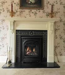 inserts for existing fireplaces how to install a new chimney liner yourself you how gas insert