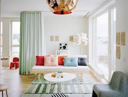 Stylish Living Room Curtains Decoration Stylish Home Interior Decorating Ideas Decorations