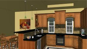 Kitchen Design Google Sketchup