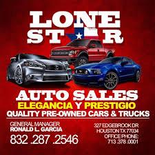 LONE STAR AUTO SALES Edgebrook - Home | Facebook
